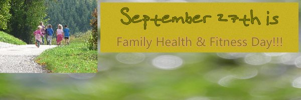 TL 9-27 FAMILY HEALTH & FITNESS DAY