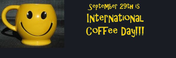 TL 9-29 INTERNATIONAL COFFEE DAY