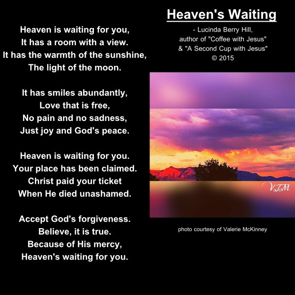 HEAVEN'S WAITING