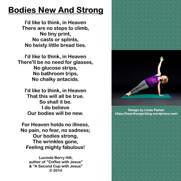 BODIES NEW AND STRONG